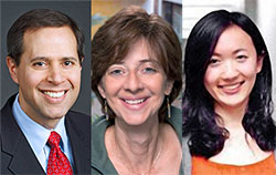 Dan Polsky, Janet Weiner, Yuehan Zhang