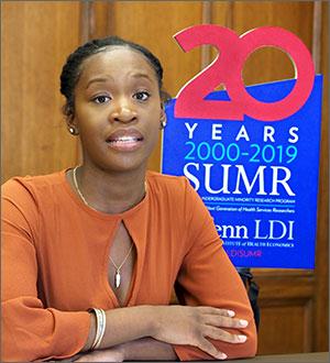 Safa Browne, Penn SUMR Program Coordinator