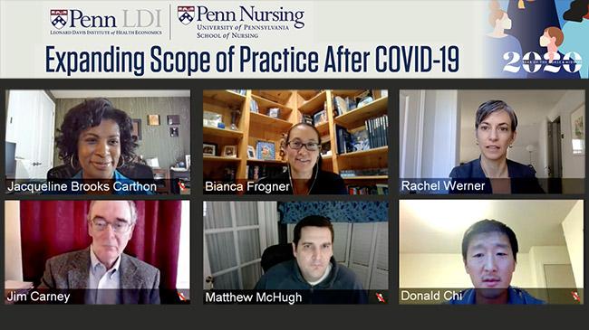 LDI Scope of Practice header
