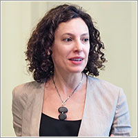 Allison Hoffman, JD, at the Leonard Davis Institute of Health Economics
