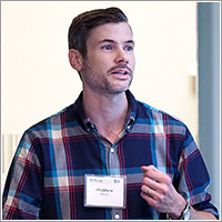 Matthew McCoy, PhD, at the Leonard Davis Institute of Health Economics