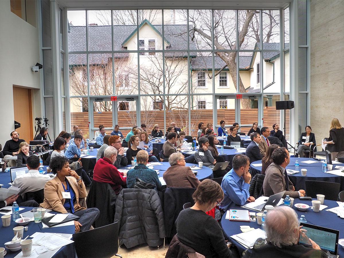 Penn Health Policy Retreat Eyes Forward On A New Policy