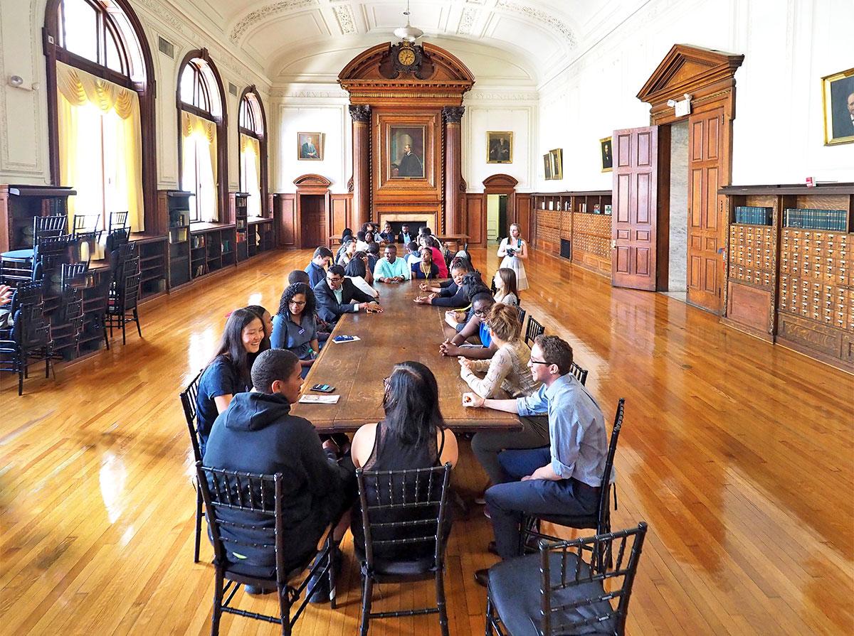 Penn SUMR Scholars and Karabots Junior Fellows Collaborate