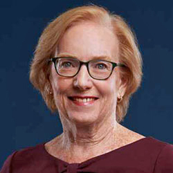 Linda Aiken honored by Irish Surgeons