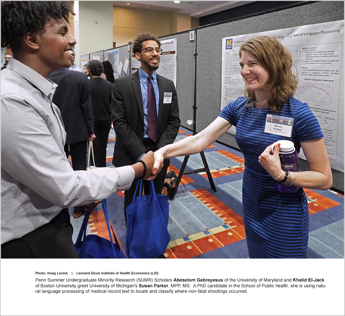 Immersing Penn SUMR Scholars in Annual AHRQ NRSA Conference | LDI