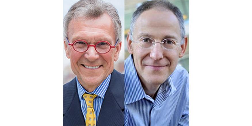 Tom Daschle and Ezekiel Emanuel