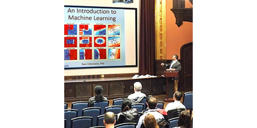 Machine Learning 101 at Upenn