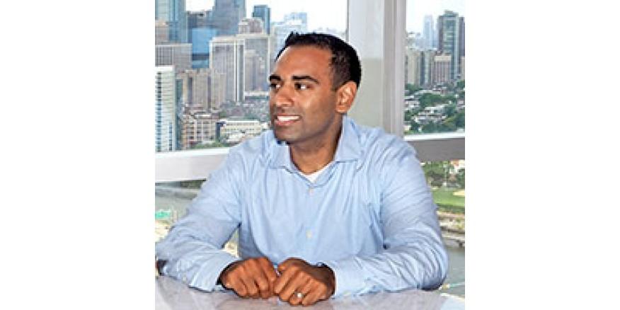 Mitesh Patel, CHIBE at Penn