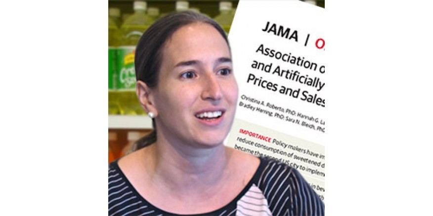 Christina Roberto, PhD, Penn Medical Ethics and Health Policy Department