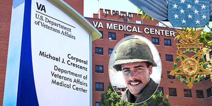 Michael Crescenz Veterans Affairs Medical Center, Philadellphia, Pa.