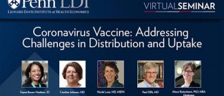 Addressing COVID Vaccine Distribution Challenges