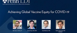 Achieving Global Vaccine Equity for COVID-19