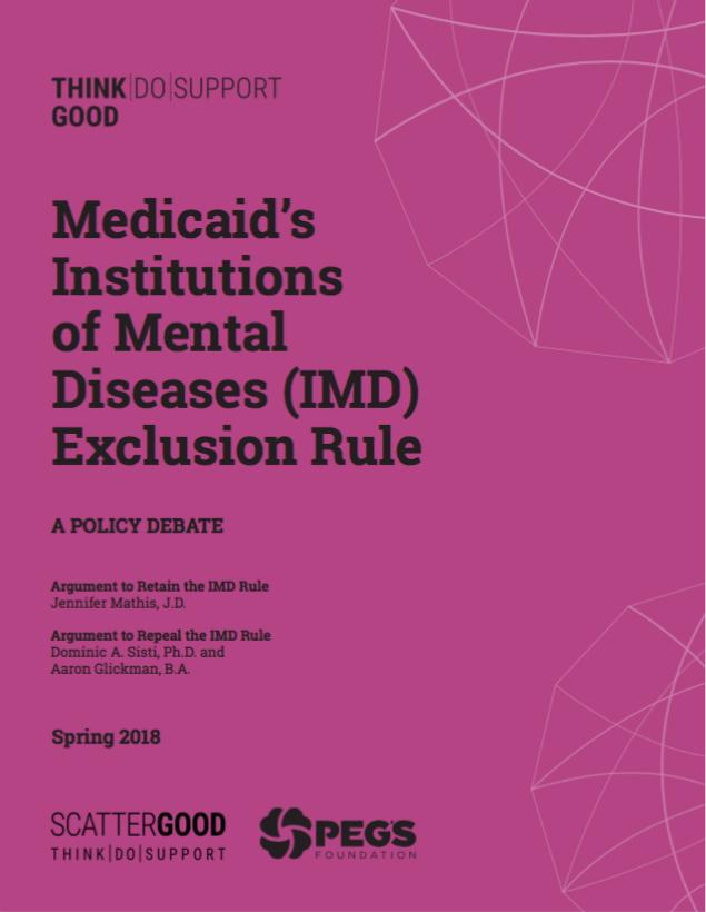 Debating Medicaid Rules for Mental Health Care | LDI