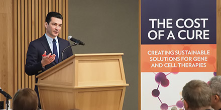 Scott Gottlieb at Cost of a Cure confdrence